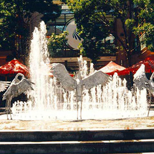 """Brolga Fountain"""